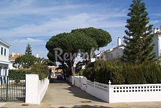 House for rent only 50 meters from the beach Huelva