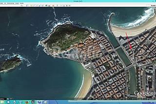 Apartamento en San Sebastian Gros a 50 m. playa  Guipúzcoa