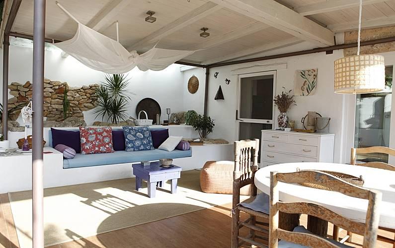 Casa con encanto y confort cerca del mar benissa alicante costa blanca - Casa del mar alicante ...
