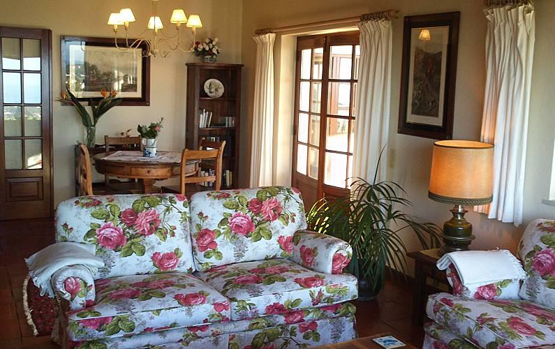 Villa Living-room Lisbon Sintra villa - Living-room