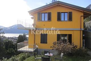 Apartamentos en alquiler con jardín privado Como