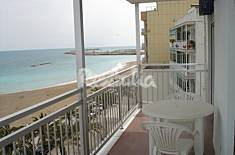 Apartment for 6 people on the beach front line Castellón