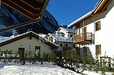 Apartments for 2-4 people La Thuile Aosta