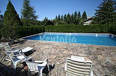 Villa for rent with swimming pool A Coruña