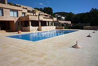 Bella casa vicino della spiaggia. Vista Vedrá Ibiza
