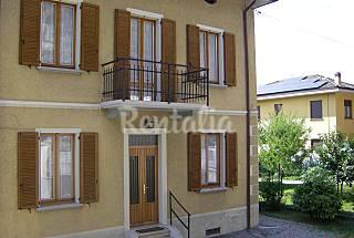Casa con 1 stanza con giardino privato Lecco