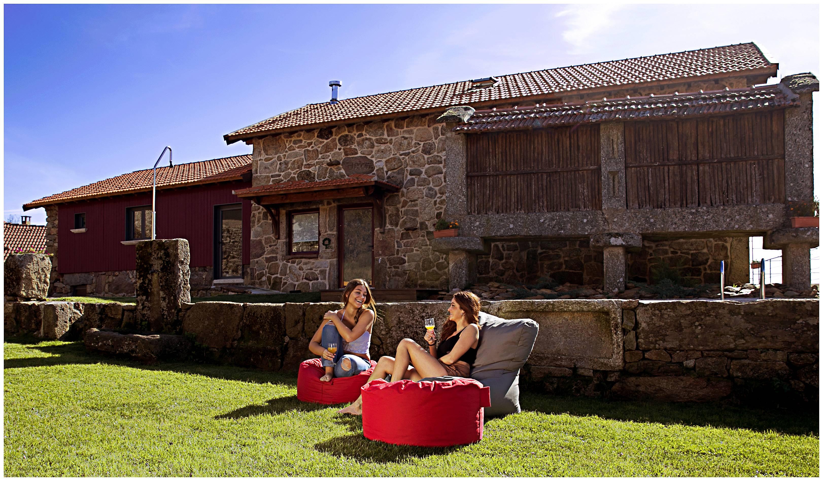 Casa do canastro montalegre sezelhe montalegre vila real parque nacional da peneda ger s - Apartamentos en lisboa vacaciones ...