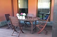 Appartement en location à 700 m de la plage Asturies