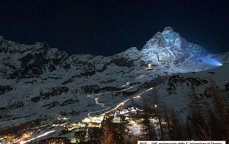 Appartamento Dintorni Aosta Valtournenche Appartamento - Dintorni