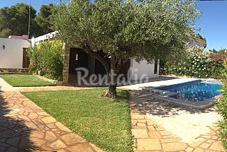 Villa for rent only 500 meters from the beach Tarragona