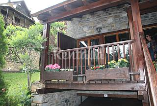 House for 7 people Baqueira Beret Lerida