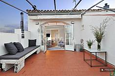 The Las Letras Terrace apartment in Madrid Madrid