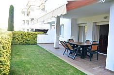 Apartamento planta baja a 1200 m de la playa Girona/Gerona