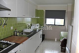 Apartamento para 6-8 pessoas a 300 m do mar Leiria