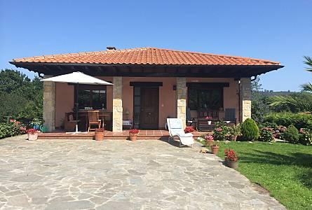 Alquiler De Villas En San Roque Del Acebal Llanes