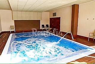 playa spa, piscina, tenis, padel, parque, 4hab... Pontevedra