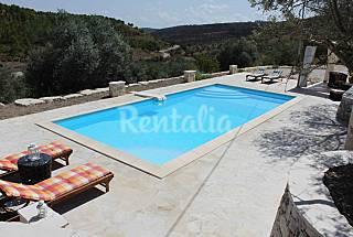 Villa for 4-7 people in Giarratana Ragusa