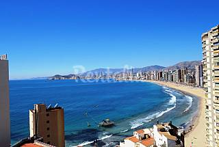 Apartment for rent only 40 meters from the beach Alicante