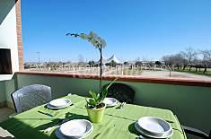 Villa en alquiler en 1a línea de playa Ferrara