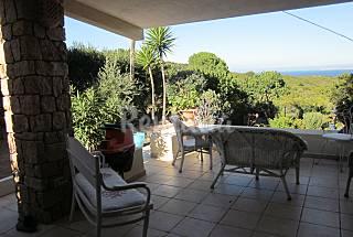 Villa para 2-4 personas a 300 m de la playa Olbia-Tempio