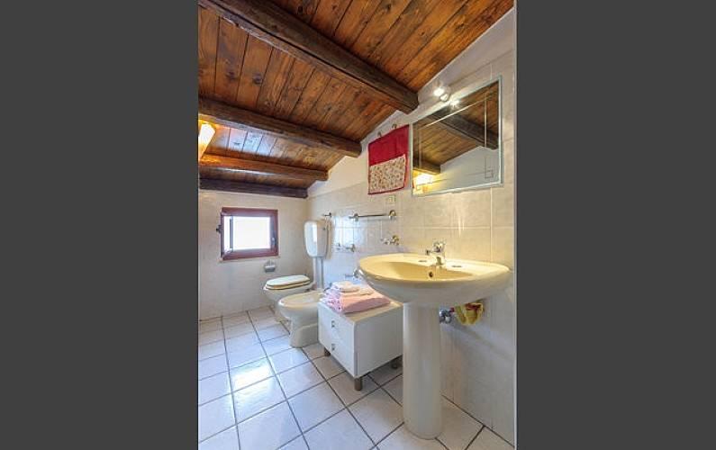 EN Baño Trapani San Vito Lo Capo Apartamento - Baño