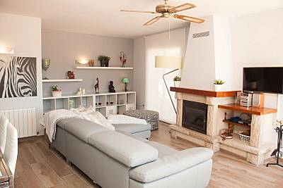 Apartamento de  habitaciones a 350 m de la playa Girona/Gerona