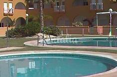 Apartment for rent only 800 meters from the beach Almería