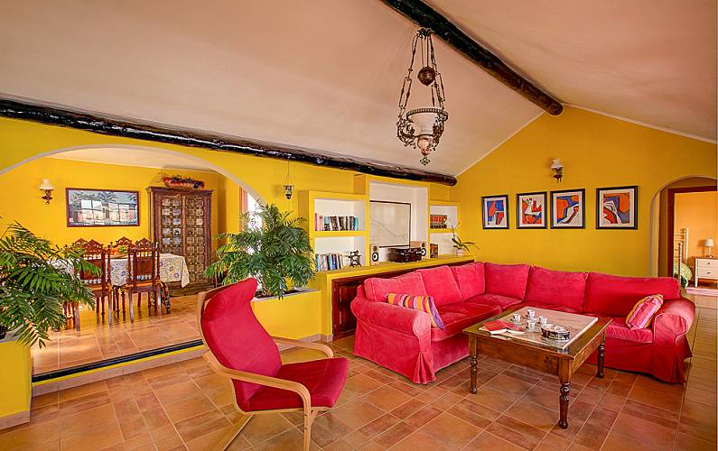 Villa Lanzarote Teguise Villa en entorno rural -