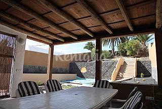 Huis voor 6 personen in Valles (los) Lanzarote