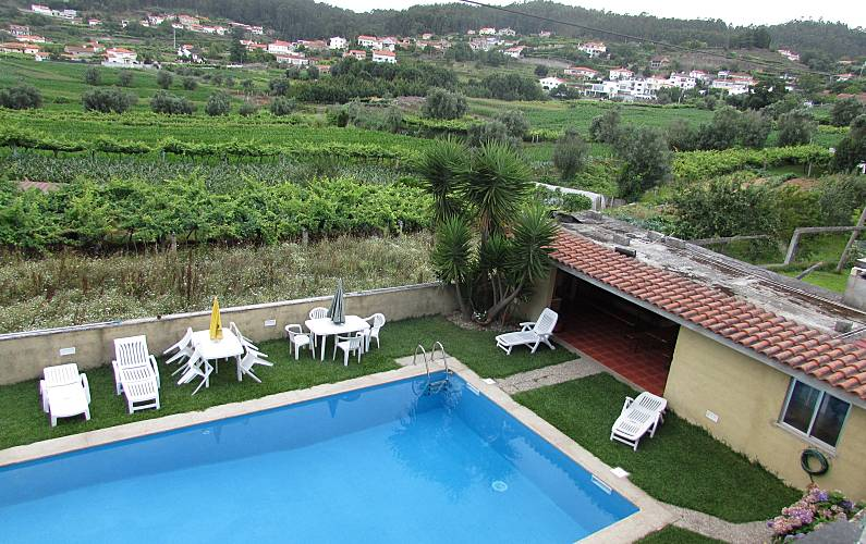 Vivenda Piscina Braga Esposende Villa rural - Piscina
