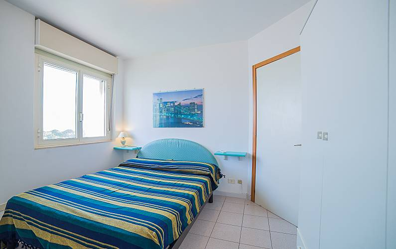 Huis met 2 slaapkamers op 450 meter van het strand san cataldo lecce lecce wijnroute - Kamer van water m ...
