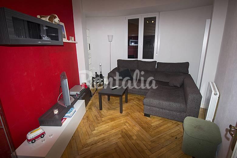 Piso de 2 habitaciones en bilbao centro bilbao vizcaya for Pisos en bilbao centro