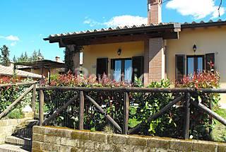 Villetta pia Siena