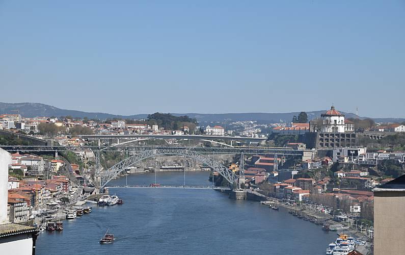 NiceView Views from the house Porto Vila Nova de Gaia Apartment - Views from the house
