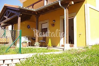 Pareado+ Jardin- 400m Playa Sta Marina- Ribasella Asturias