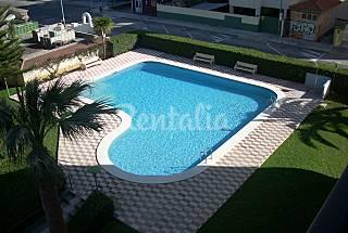 Apartamento para 6-8 personas a 400 m de la playa Valencia