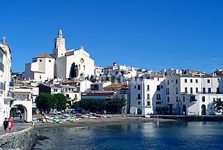 Casa en alquiler en 1a línea de playa Girona/Gerona