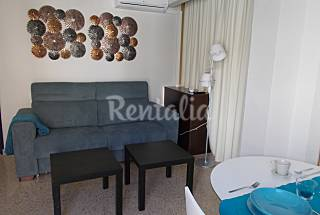 4 Apartments for 2-4 people only 100 meters from the beach Alicante