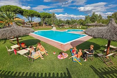 Apartamentos para 2-3 personas a 2 km de la playa Livorno