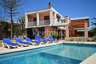 Villa bugaya, 10+1, a 900 m playa, WIFI, AAc Alicante