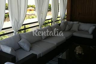 Apartamento para 4-6 personas a 400 m de la playa Almería
