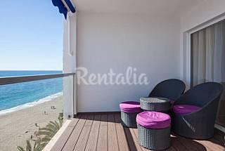 Loft  playa de lujo con wifi y dos dormitorios Almería