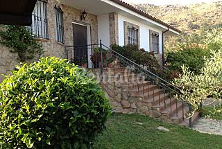 Villa with 3 bedrooms in Cilleros Cáceres