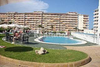 Apartamento climatizado a 50 m de la playa Castellón