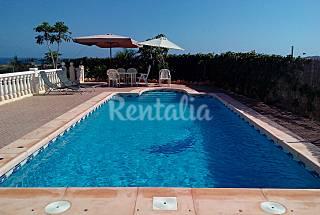 Villa de 3 habitaciones a 800 m de la playa Almería