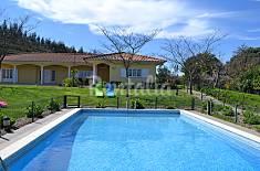 Casa com 3 quartos, internet e piscina  Porto