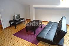 Apartamento para 4 personas a 1000 m de la playa Lugo