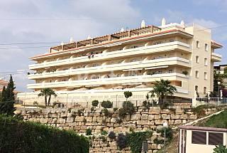 Luxury large modern 2 bedroom 2 bathroom apartment Málaga