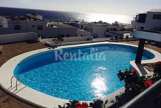 Hermoso apartamento con vistas al mar y WiFy Lanzarote