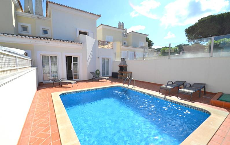 Magnifica V3 c/ Piscina Privada Algarve-Faro - Piscina